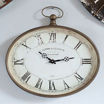 clock by the orchard home inspiration pinterest wall clocks