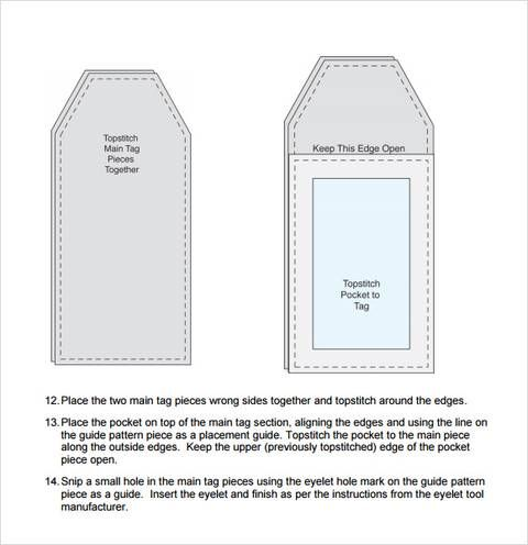 Luggage Tag Template Pdf With Images Luggage Tag Template Tag