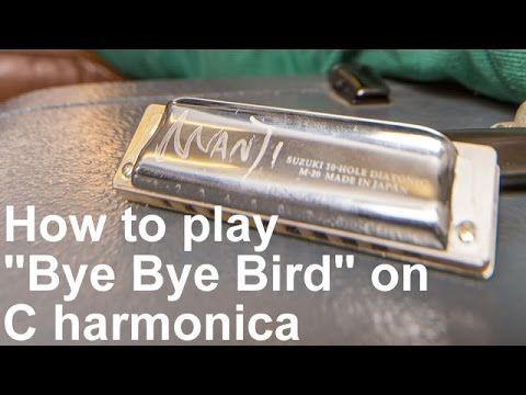 Harmonica harmonica tabs on the road again : Youtube, Bye bye and To play on Pinterest