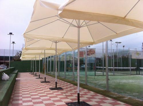 Alquiler De Sombrillas Para Eventos Deportivos Terrazas De