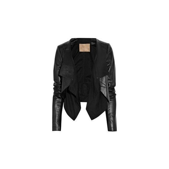 Rick Owens Lilies Belted jersey jacket ❤ liked on Polyvore featuring outerwear, jackets, belted jacket, missoni, draped collar jacket, open front jacket and collar jacket