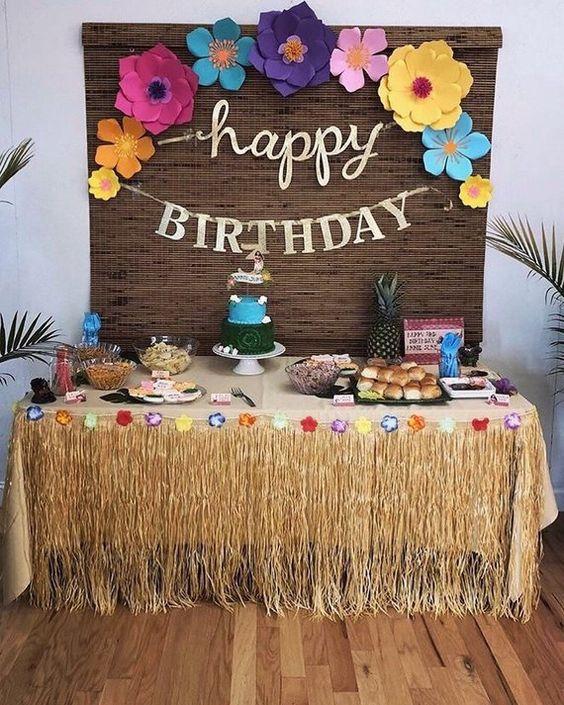 mesas de dulces para fiestas