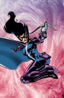 Helena Bertinelli (New Earth) - DC Database - Wikia