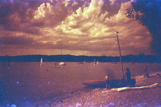 Redscale Ammersee