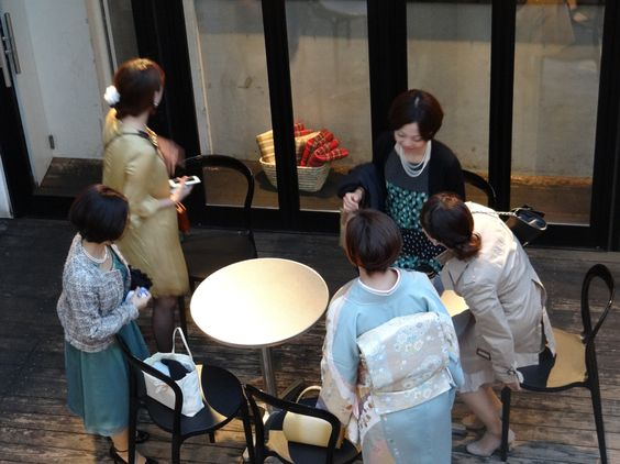 Yoyogi Village wedding