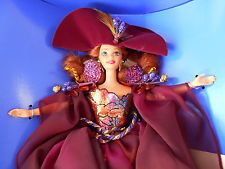 "NRFB  "" AUTUMN GLORY "" Barbie  1995"