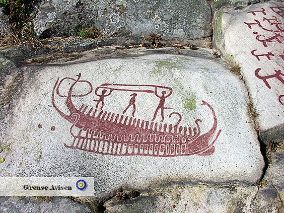 Carving ships and prehistoric on pinterest