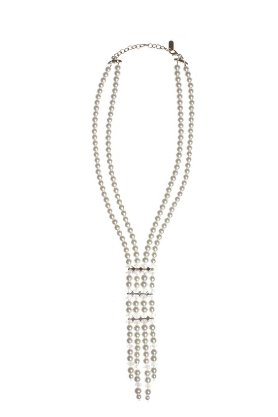 Dressing Your Truth - Type 4 Polished Pearls Necklace