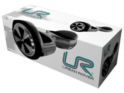 Skate Elétrico 2 Rodas - Urban Rover UR6.5P com as melhores condições você encontra no Magazine Edmilson07. Confira!