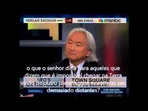 Michio Kaku, físico americano, admite existência dos extraterrestres