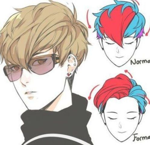 Drawing Hair Male Hairstyles 22 Ideas Hair Drawing Hairstyles Drawing Male Hair How To Draw Hair Anime Boy Hair