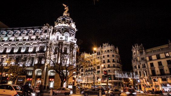 edificio Metrópolis en España