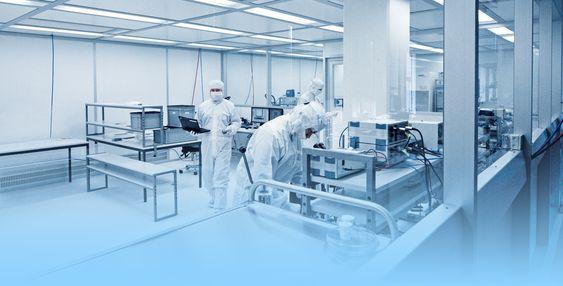 4 Cấp Độ Tiêu Chuẩn Phòng Sạch Trong Nhà Máy GMP EU