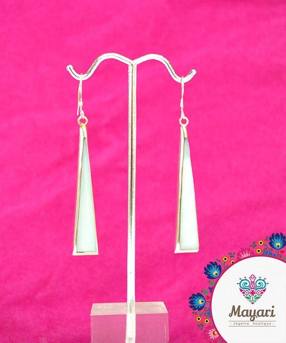 Bisuteria en Plata .925  Accesorios para dama de moda Silver earrings