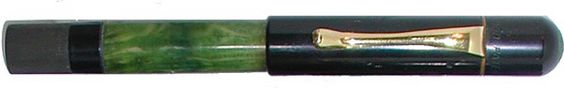 Pelikan Fountain Pen from 1929 by collector Rick Propas