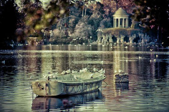 Lac Daumesnil, Paris