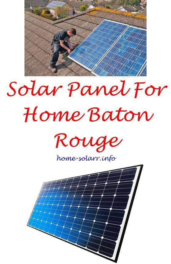 Home Solar Energy Kits Solar Panels Solar Power House