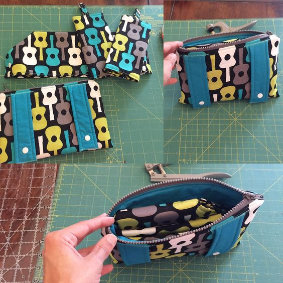 No filter needed for this custom set. The Ergo 360 drool bib fits nicely inside the attachable zippered pouch! #color #michaelmiller #guitars #ergo360 #babywearing #sew #okc #handmade #droolbib #suckpad #babyswag #babyboutique #custom #design #pattern #baby #etsy#crafting