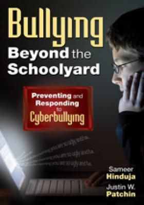 Bullying beyong the schoolyard: preventing and responding to cyberbullying by sameer Hinduja @ 371.58 H58 2009