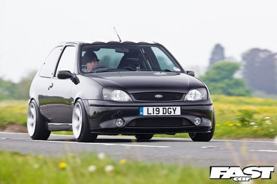 Mk5 Ford Fiesta Zetec S 0 En 2020 Ford Fiesta Ford