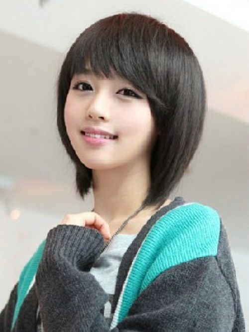 Short Black Hairstyles Black Hairstyles And Asian Woman