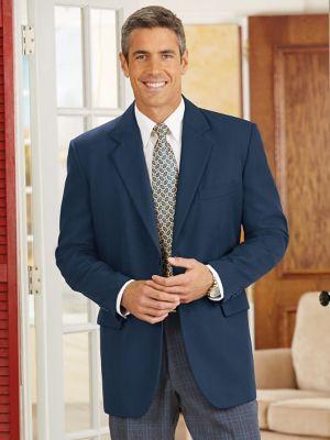 Duke Executive Blazer | Haband