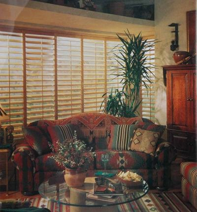 Window treatments...