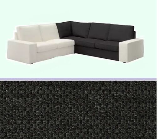 Ikea Kivik Sectional Sofa Corner Section Cover Dansbo Dark Gray Piquenew Ikea Sofa Ideas Of Ikea Sofa Sofa Ikea Vimle Sofa Sofa Bed With Chaise Ikea Sofa