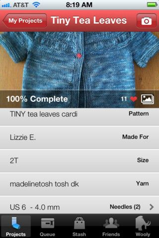 wooly: a ravelry companion app.