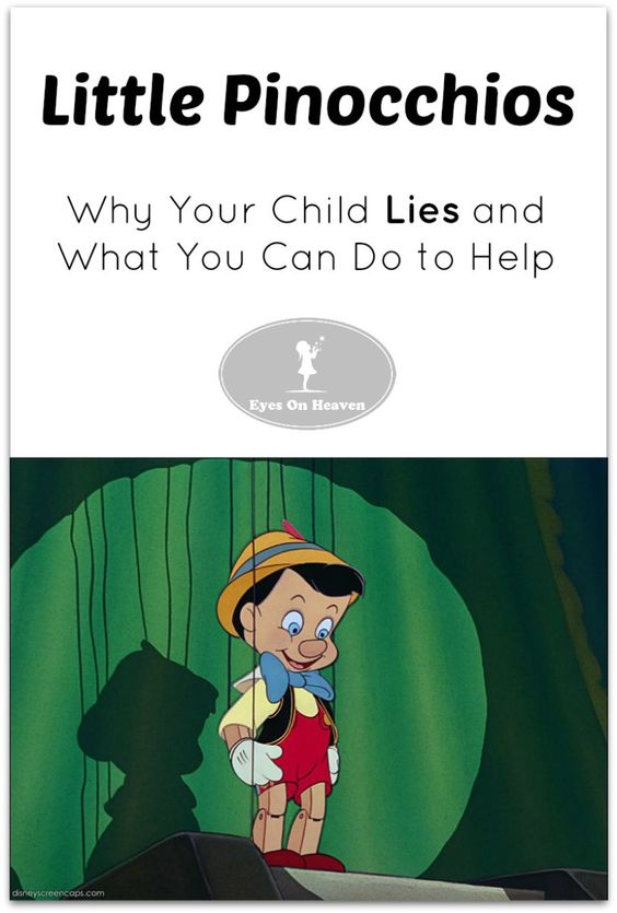 All children lie at some point as they grow, develop and test boundaries. Understanding why your child lies can help you identify effective responses.