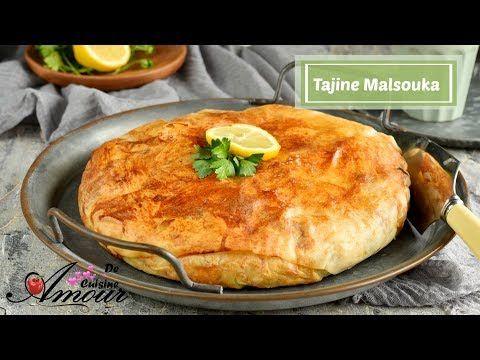 Cuisine Tunisienne Malsouka Tajine Tunisien Recette Avec