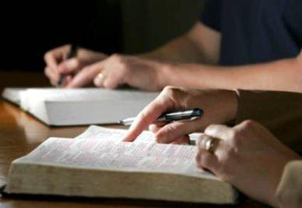 Bibbia - Lettura duplice