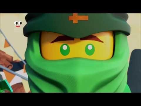 Lego Ninjago Season 11 Episode 1 Ninjago Lloyd Ninjago Lego
