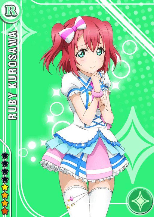 #794 Ruby Kurosawa R idolized