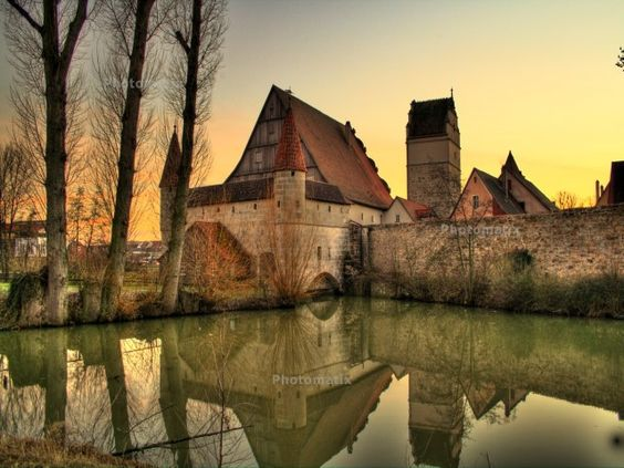 #Dinkelsbuhl, #Bavaria, Germany.  i would love to see where my family came from
