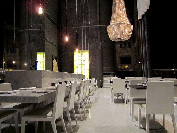 Comedor Resturante Kirei - Teatriz by naialor, via Flickr