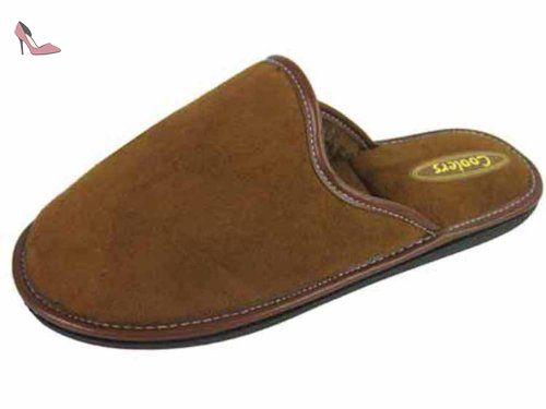 Coolers Premier Chaussons Mule avec 3M Thinsulate 40g Homme (Marron) L -  Chaussures coolers (*Partner-Link) | Chaussures Coolers | Pinterest | Link,  Marrons ...