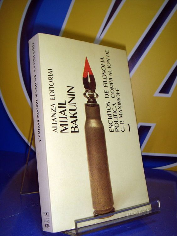 Libro MIJAIL BAKUNIN. Escritos de filosofia politica-compilacion