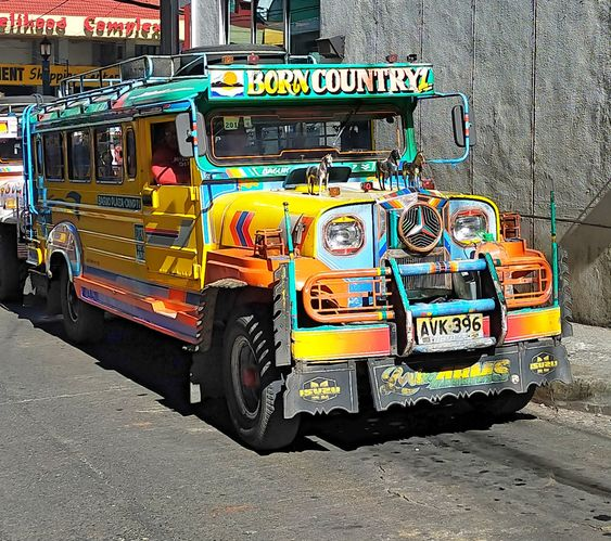 [Chia sẻ] Du lịch Philippines – Phương tiện công cộng
