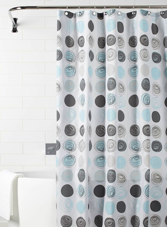 Buy Shower Curtain Online - Rooms