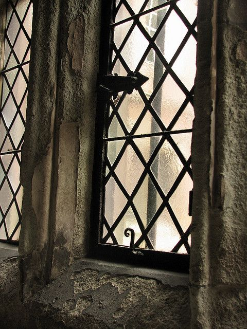 Hampton Court: You have to wonder how many Tudors, Elizabethans, Jacobeans looked out this window.  And what their thoughts were, their worries, their comforts.  All this, just from a 16th century window.