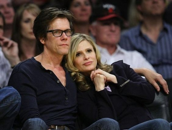 "Bacon recently told Esquire that he and Kyra Sedgwick were ""very upset and angry"" when they learned, not long after their 20th wedding anniversary, that they'd lost the bulk of their savings to Bernie Madoff's Ponzi scheme. ""But then Kyra ..."