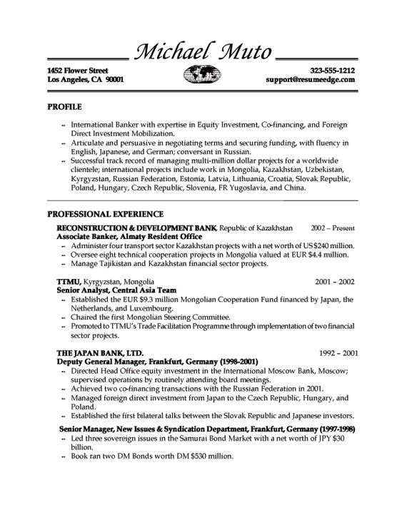 Medical Billing Manager Resume Manager Resume Samples - personal banker resume