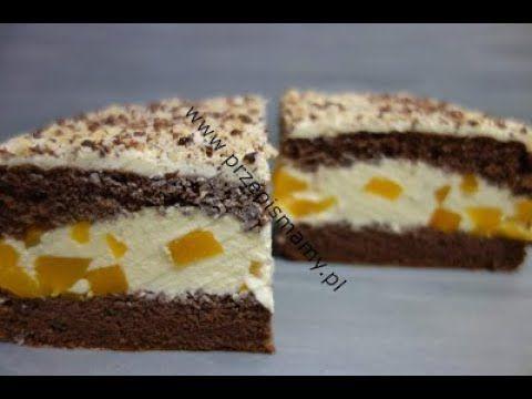 Jak Zrobic Ciasto Ambasador Niebo W Gebie Klasyczne Ciasto Koniecznie Sprobuj Youtube Baking Food Desserts