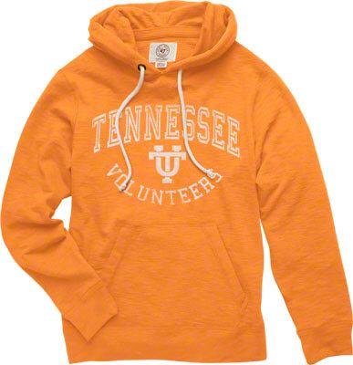 Tennessee Volunteers Tn Orange '47 Brand Slugger Hooded Sweatshirt