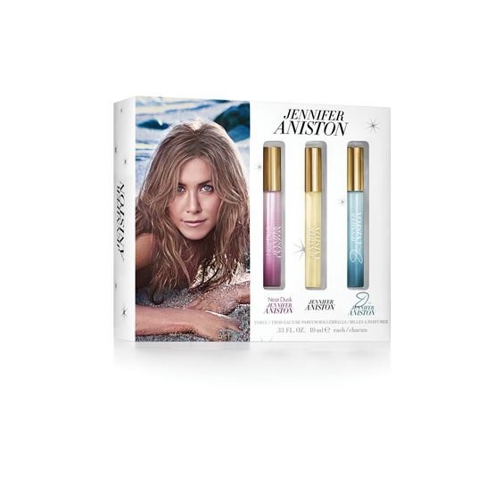 Jennifer Aniston Rollerball Set: J, Lolavie, Near Dusk