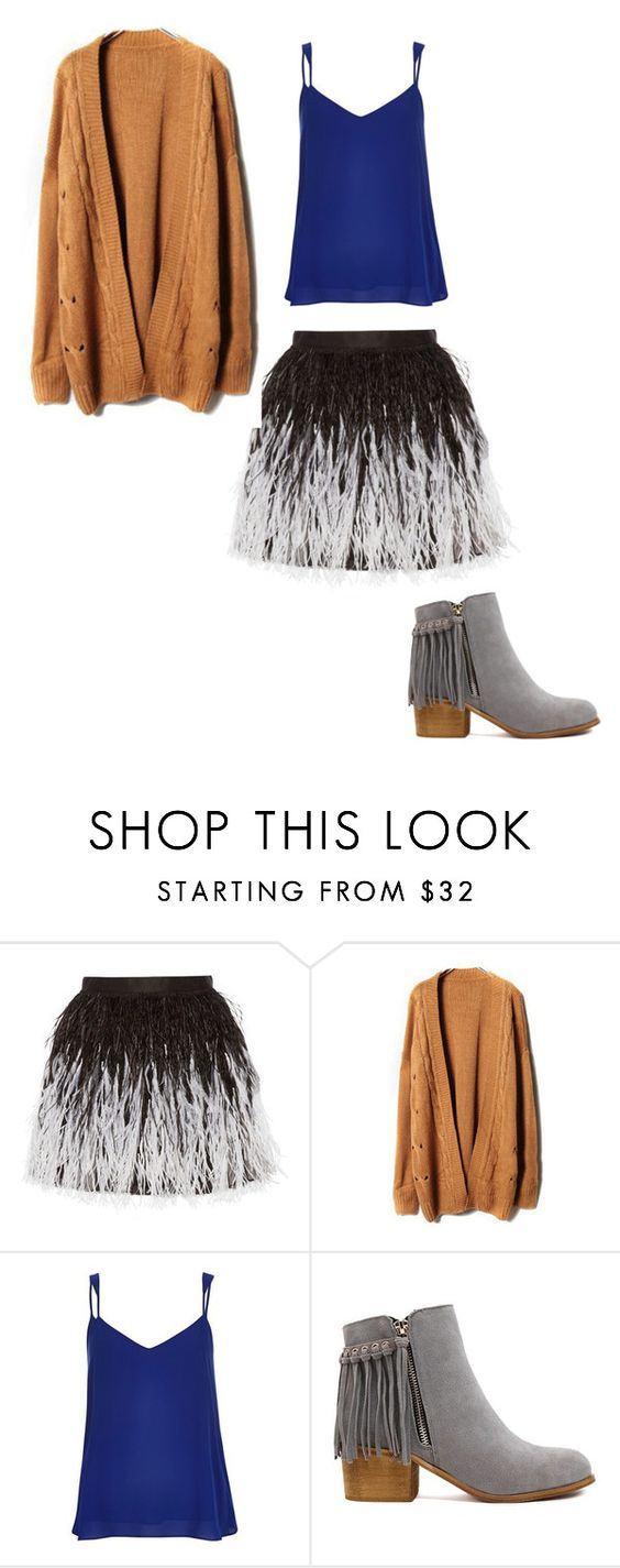 """""""Bored """" by jenniferr23 ❤ liked on Polyvore featuring Alice + Olivia and River Island"""