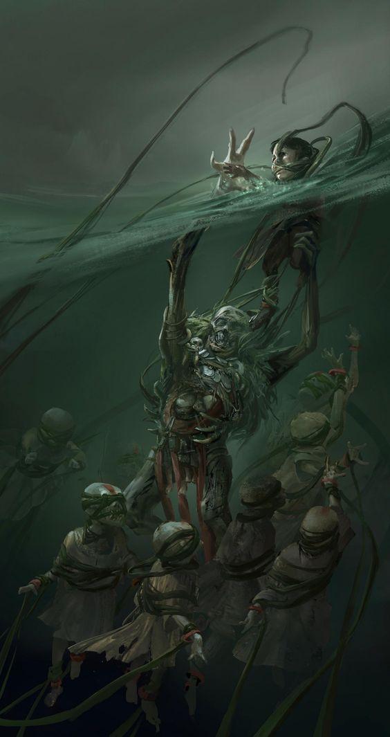 Cadavres enténébrés  - Bestiaire des enfers 248c61b1ff4288a89c11bfd75a0120a4