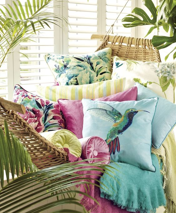 Laura Ashley Blog | SPRING / SUMMER 2015 INTERIOR TRENDS | http://blog.lauraashley.com: