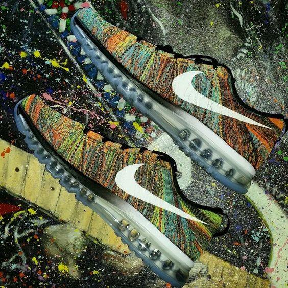 Nike Flyknit Air Max Ebay